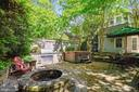 Lots of room for outdoor dining in this area - 1002 MOSS HAVEN CT, ANNAPOLIS