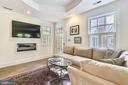 Recreation/pool room - 1002 MOSS HAVEN CT, ANNAPOLIS