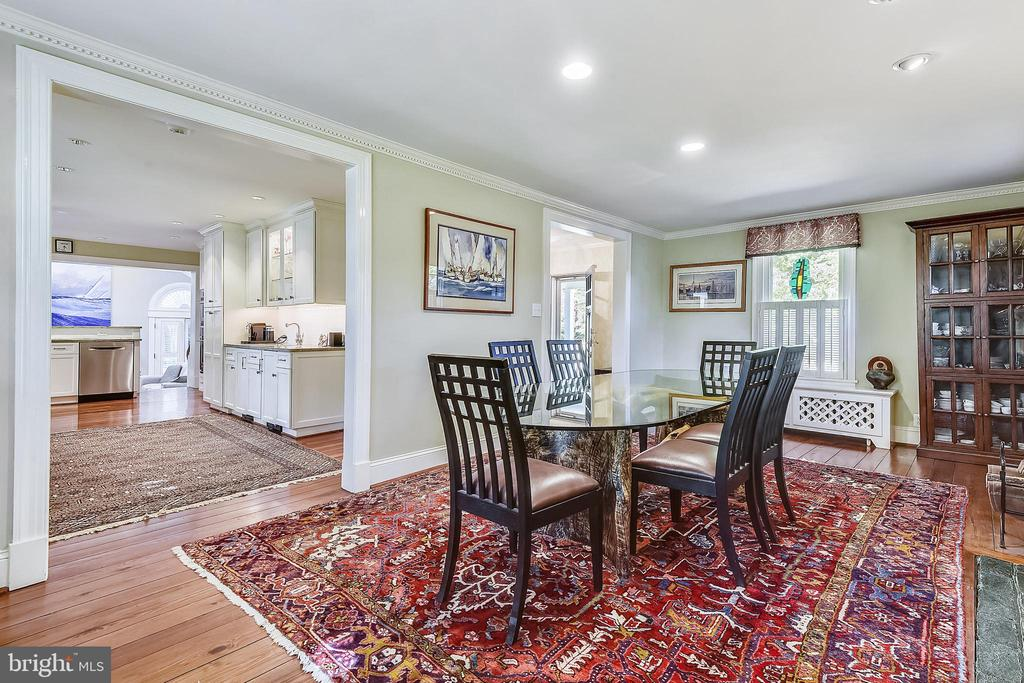 Dining room.  Could be used as a living room - 1002 MOSS HAVEN CT, ANNAPOLIS