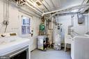 Laundry Room - 3719 W ST NW, WASHINGTON