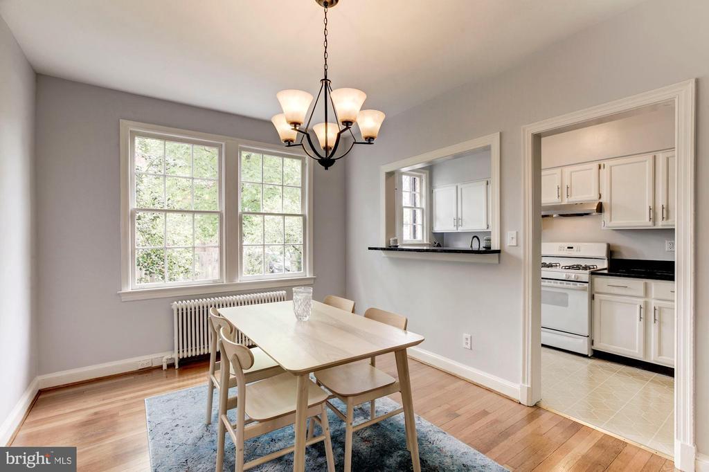 Dining Room - 3719 W ST NW, WASHINGTON