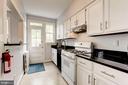 Kitchen - 3719 W ST NW, WASHINGTON