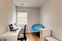 Bedroom - 3719 W ST NW, WASHINGTON