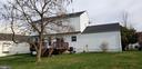Exterior rear - 5164 TIVERTON CT, FREDERICK