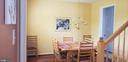 Dining room - 5164 TIVERTON CT, FREDERICK