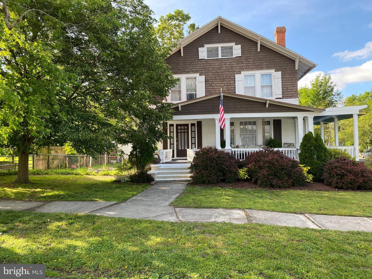 Single Family Homes for Sale at Federalsburg, Maryland 21632 United States