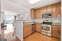 Open floor plan - 11700 OLD GEORGETOWN RD #1113, NORTH BETHESDA