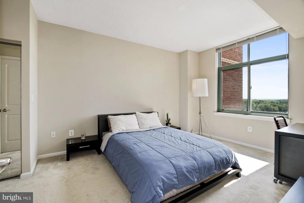 Bedroom - 11700 OLD GEORGETOWN RD #1113, NORTH BETHESDA
