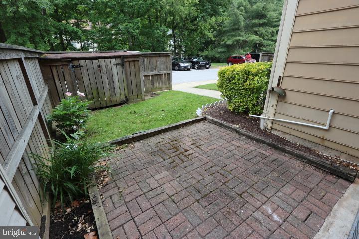 Front patio - 3638 ALPEN GREEN WAY #22-241, BURTONSVILLE