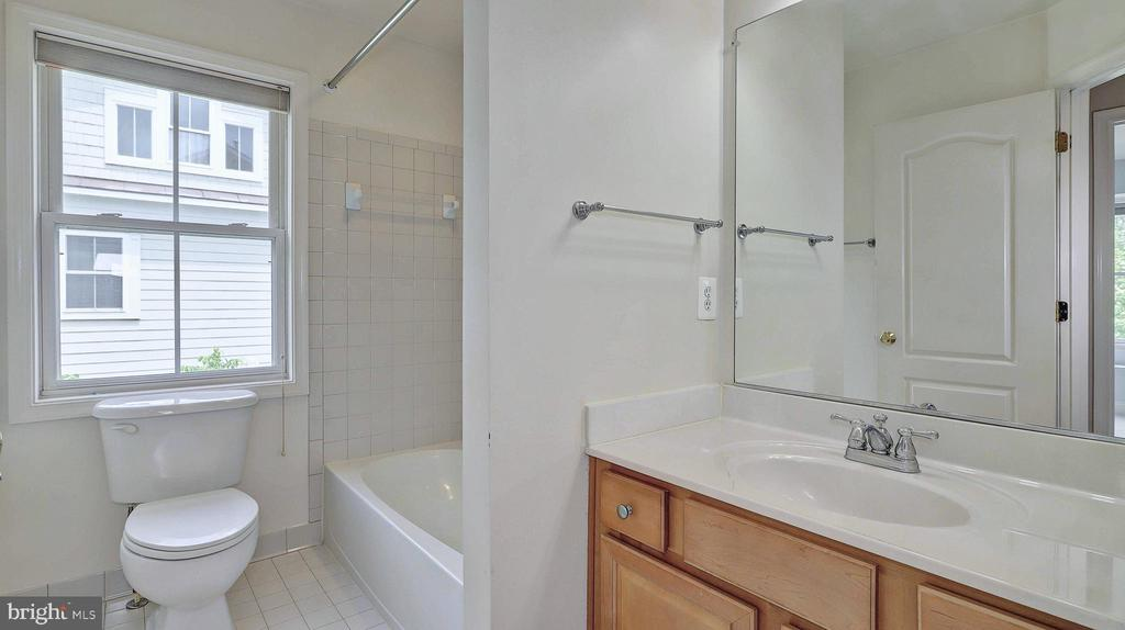 Bathroom - 726 VAN BUREN ST, HERNDON