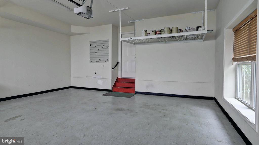 2 Car Garage - 726 VAN BUREN ST, HERNDON