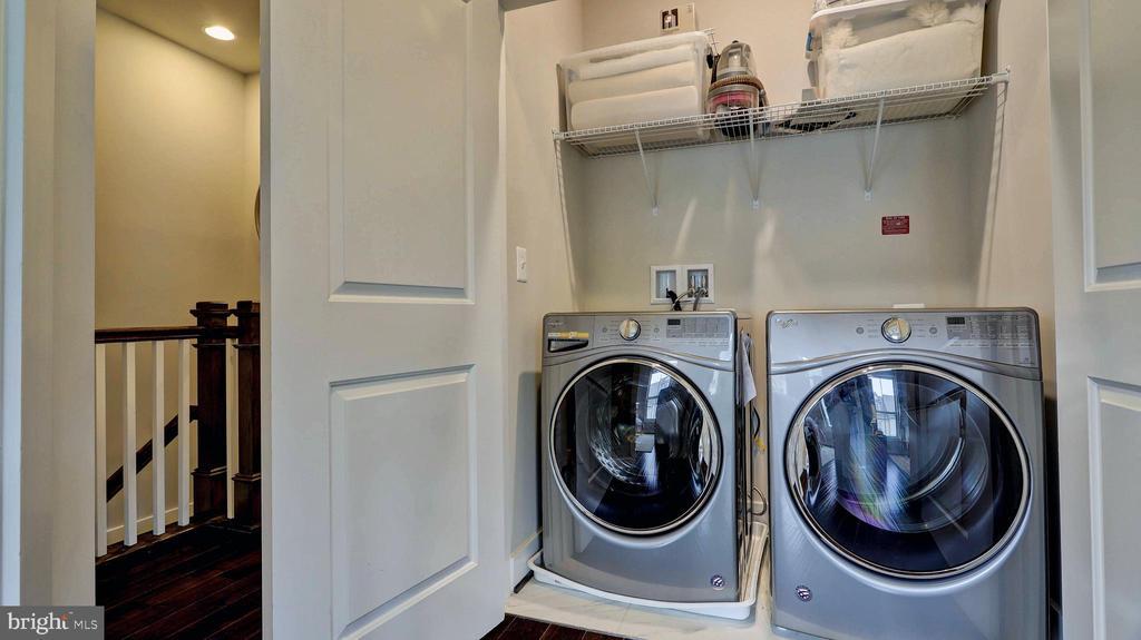 Laundry - 7843 OLIVET CT, ALEXANDRIA