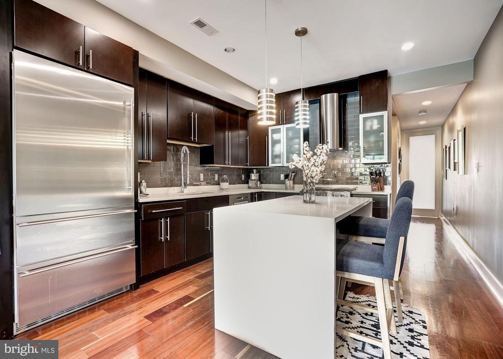 Kitchen - 747 MORTON ST NW #2, WASHINGTON