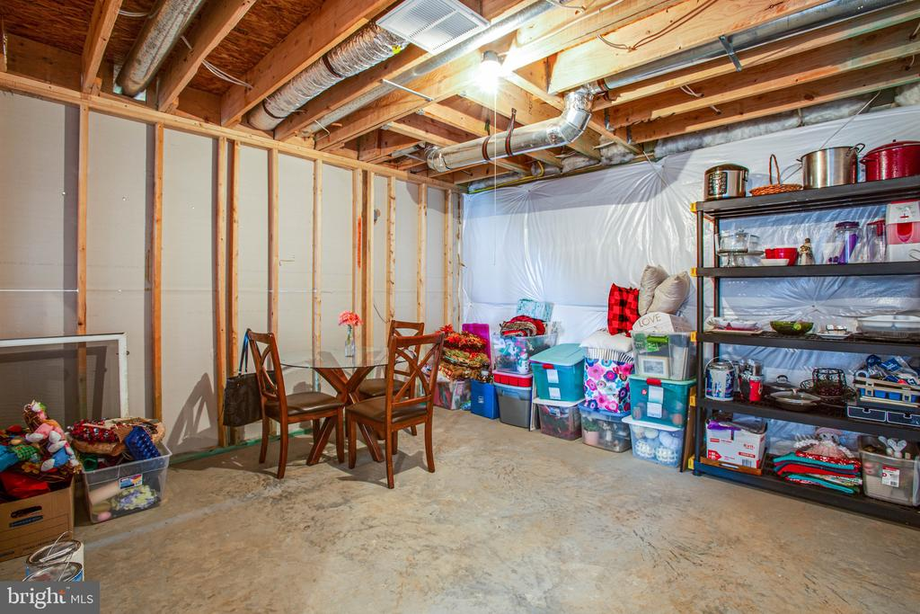 Framed for future completion = tons of potential! - 35335 RIVER BEND DR, LOCUST GROVE