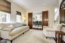 Family Room - 1601 35TH ST NW, WASHINGTON
