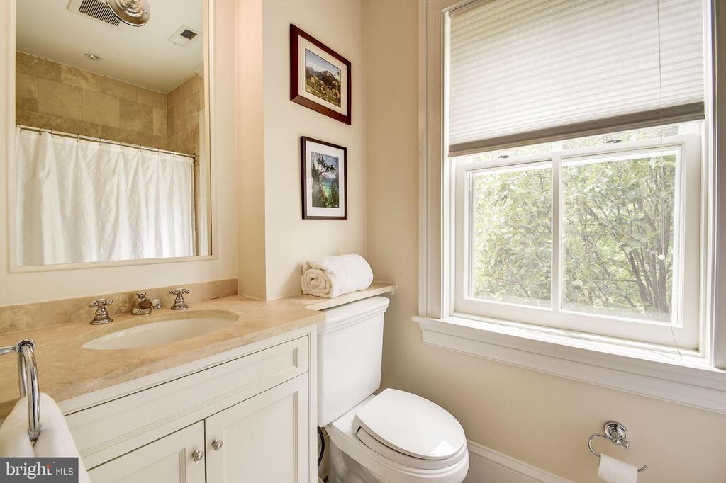 Bedroom #2 Bath - 1601 35TH ST NW, WASHINGTON