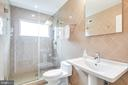 2nd full bath -- totally updated - 322 MT VERNON PL, ROCKVILLE