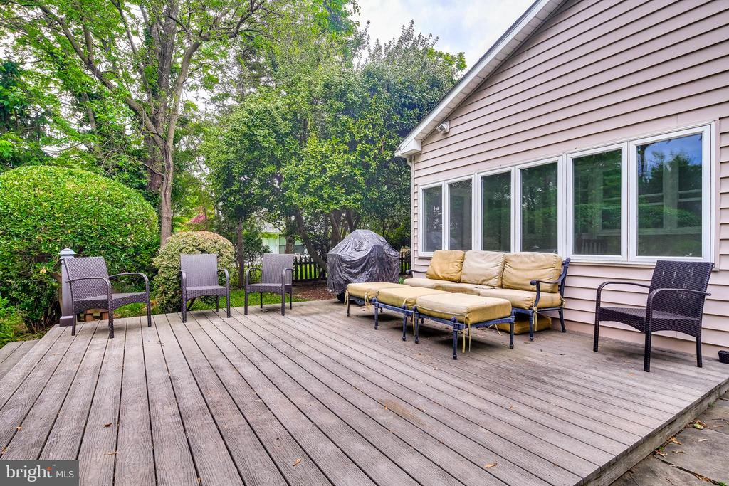 Perfect for relaxing with friends and family - 322 MT VERNON PL, ROCKVILLE