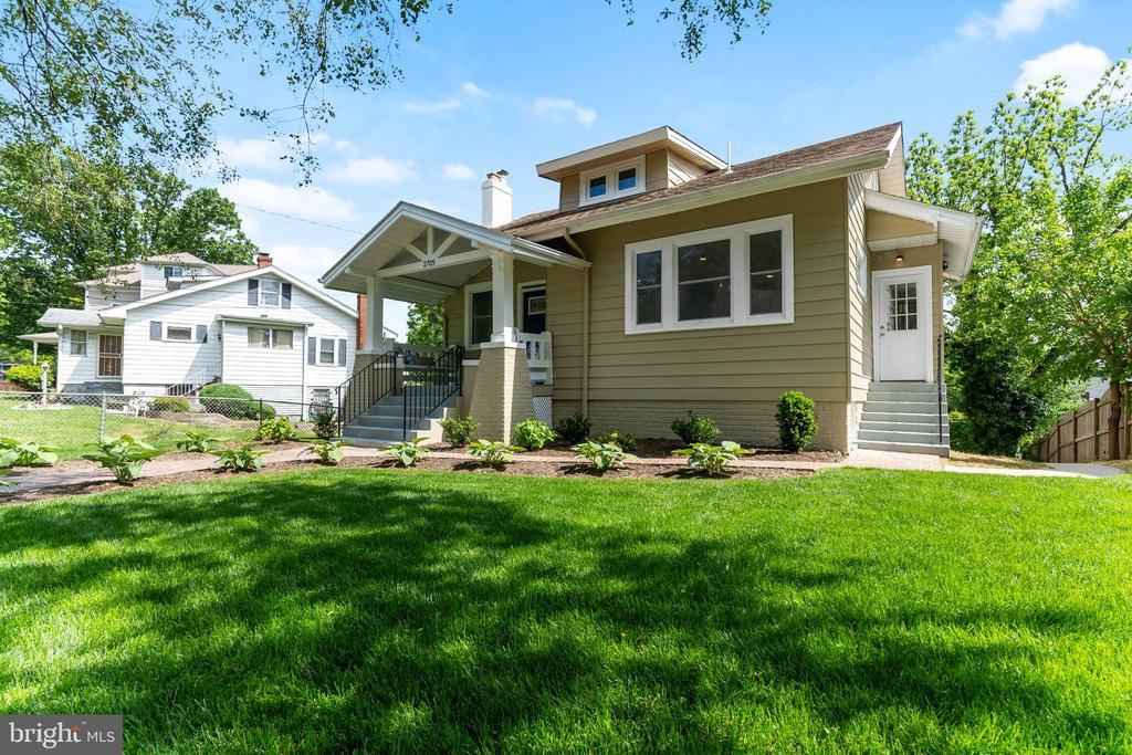 Front of House 2 - 2705 HAMLIN ST NE, WASHINGTON