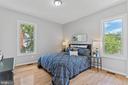 Bedroom 1:  Main Floor - 2705 HAMLIN ST NE, WASHINGTON