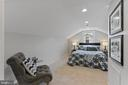 Bedroom 3A/Master Suite - 2705 HAMLIN ST NE, WASHINGTON