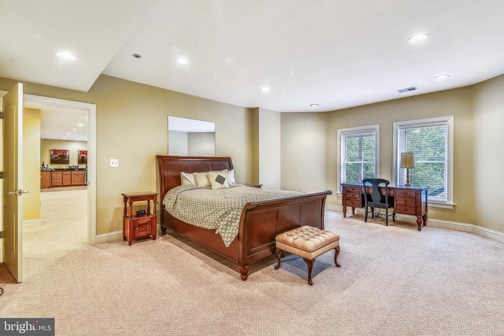 Lower Level Bedroom/Office/Exercise Room - 43554 FIRESTONE PL, LEESBURG