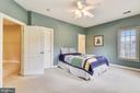 Bedroom - 43554 FIRESTONE PL, LEESBURG