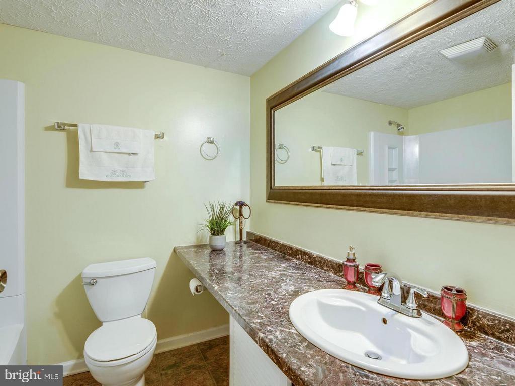 Master Bathroom - 201 LESLIE CT, STERLING
