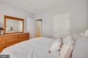 2ND BEDROOM WITH WALK IN CLOSET - 801 S GREENBRIER ST #221, ARLINGTON