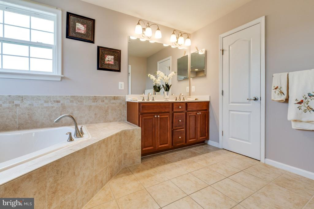 Luxury Bath - 21921 SILVERDALE DR, ASHBURN