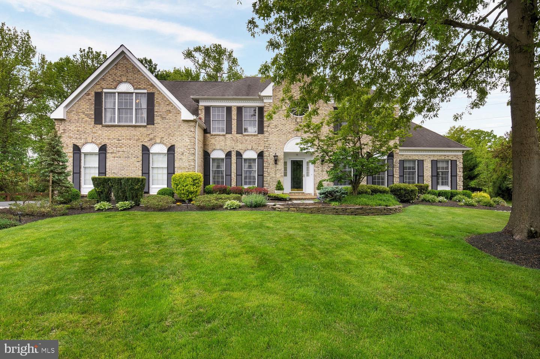Single Family Homes için Satış at 15 JARRETT Court Princeton Junction, New Jersey 08550 Amerika Birleşik Devletleri