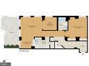 Floor plan - 1312 MASSACHUSETTS AVE NW #109, WASHINGTON