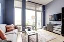 Literally a wall of windows! - 1390 V ST NW #209, WASHINGTON