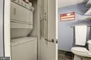 Full-size stacked W/D in unit! - 1390 V ST NW #209, WASHINGTON