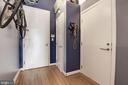 Enough space for in-unit bike storage! - 1390 V ST NW #209, WASHINGTON