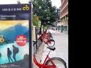 Capital Bikeshare right across the street - 1390 V ST NW #209, WASHINGTON