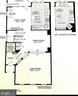 Approx Floor Plan - 1641 HUNTING CREEK DR, ALEXANDRIA