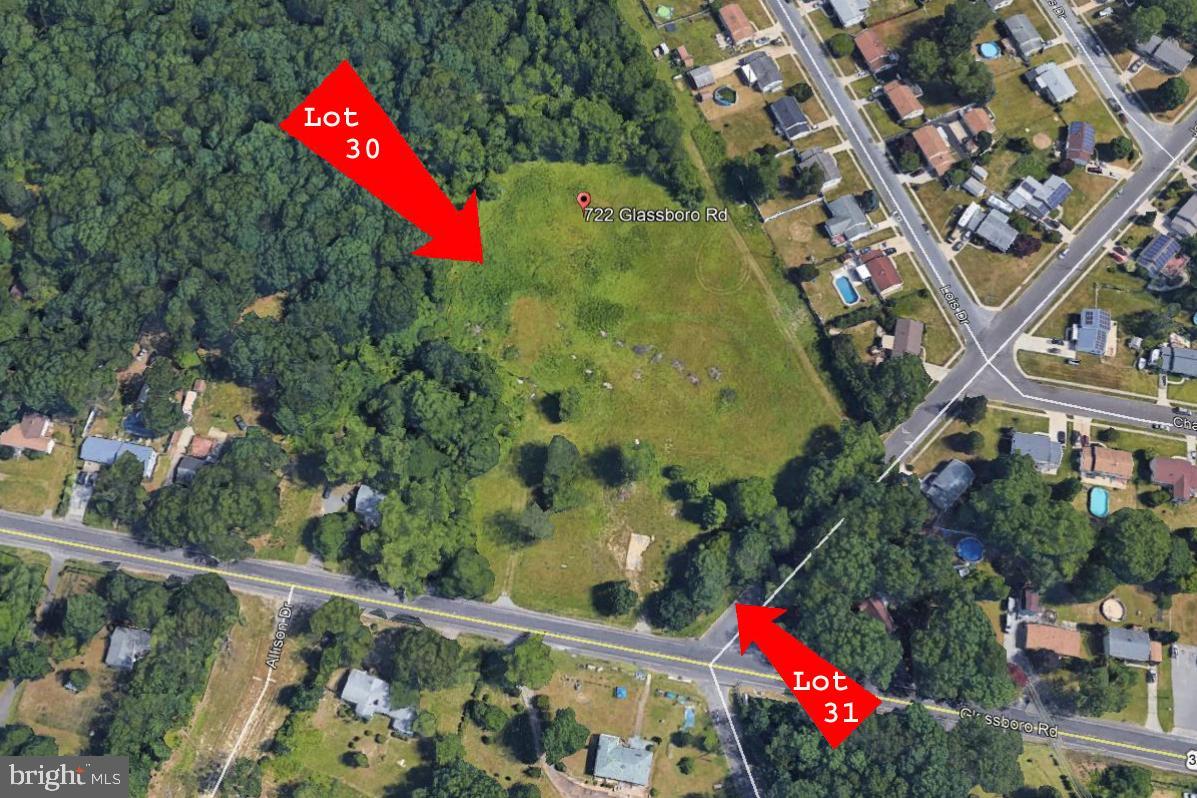 Arazi için Satış at Williamstown, New Jersey 08094 Amerika Birleşik Devletleri