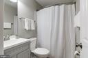 Hall Bath - 7513 COLLINS MEADE WAY, ALEXANDRIA