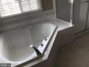 Master bathroom - 165 ALPINE DR SE, LEESBURG