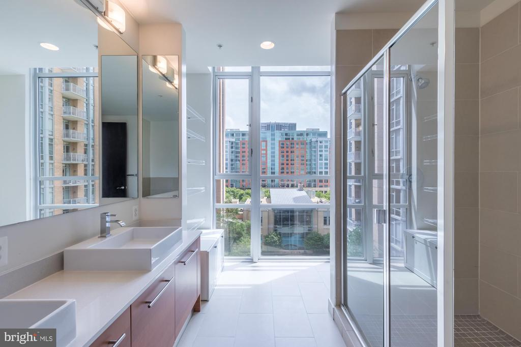 Master bathroom - 12025 NEW DOMINION PKWY #601, RESTON