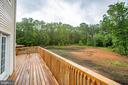 Large Private Deck - 2227 COUNTRY RD, BEAVERDAM
