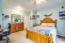 Main Level Bedroom - 2227 COUNTRY RD, BEAVERDAM