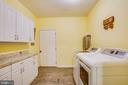 Large Laundry On Main Floor - 2227 COUNTRY RD, BEAVERDAM