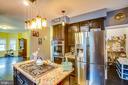 Gourmet Kitchen - 2227 COUNTRY RD, BEAVERDAM