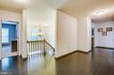 Large Upper Hallway with Wood Floors - 2227 COUNTRY RD, BEAVERDAM