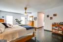 Master Suite with Hardwood Floors - 2227 COUNTRY RD, BEAVERDAM