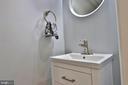 HALLWAY BATHROOM - 1437 E ST NE, WASHINGTON