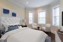 Bedroom 2 Virtually Staged - 1421 NORTH CAROLINA AVE NE, WASHINGTON
