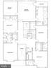 Upper Level Layout - 7627 LISLE AVE, FALLS CHURCH